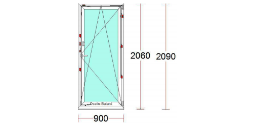 PVC Fenster 7
