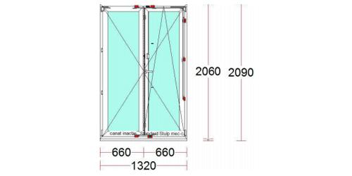 PVC Fenster 9